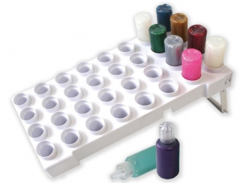 Crafts Too - Glitter Glue Bottle Storage Tray