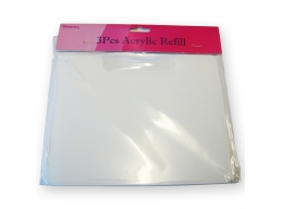 Crafts Too - 3pcs Acrylic Refill