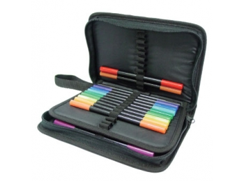 Crafts Too Craft Pen Storage Case for 48 pens AS SEEN ON TV