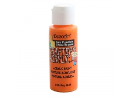Crafters Acrylic - Pure Pumpkin DCA08