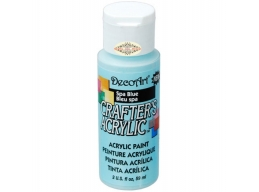 Crafters Acrylic - Spa Blue DCA114