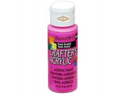 Crafters Acrylic - Tutti Fruitti DCA120