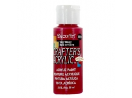 Crafters Acrylic - Very Berry DCA121