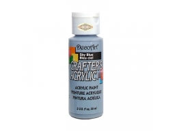 Crafters Acrylic - Sky Blue DCA33