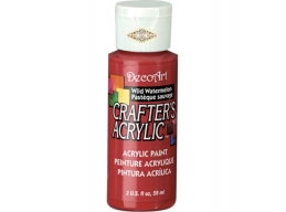 Crafters Acrylic - Wild Watermelon DCA65