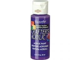 Crafters Acrylic - Purple Passion DCA72