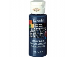 Crafters Acrylic - Truly Blue DCA79