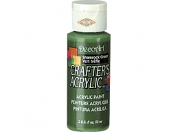 Crafters Acrylic - Shamrock Green DCA84