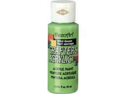 Crafters Acrylic - Wild Green DCA85