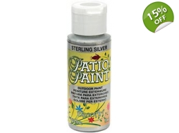 Patio Paint - Sterling Silver DCP35