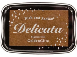Delicata metallic ink pad