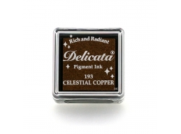 Tsukineko - Delicata Delicata Celestial Copper Small Ink Pad | Art of Stourbridge