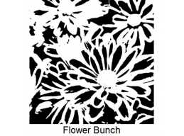 Art Stamps - Flower Bunch