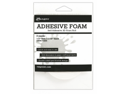 Ranger Ink - White Adhesive Foam