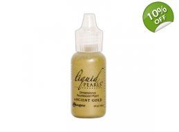 Ranger Liquid Pearls - Ancient Gold - Pre order late Mar