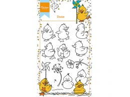 Hettys Ducks Clear Stamps