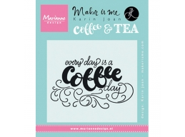 Every Day Is A Coffee Day Stamps - PRE-ORDER