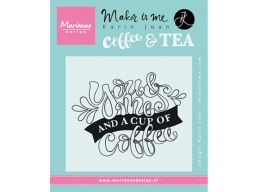 You & Me And A Cup Of Coffee Stamps - PRE-ORDER