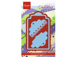 Creatables - Labels: Cotton Lace Cutting Die