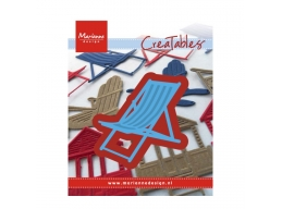 Creatables - Deck Chair