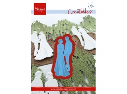 Creatables - Tinys Wedding
