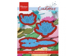 Creatable Die Tinys Waterlily Small