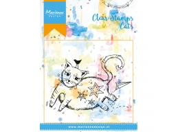 Fat Cat Clear Stamps