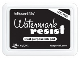 Ranger Ink - Inkssentials Watermark/Resist Pad