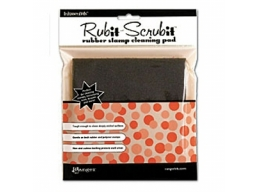 Ranger Ink - 6 x 6 Inch Foam Backed Scrubby