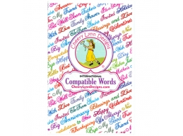 Cheery Lynn Compatible Words Catalogue