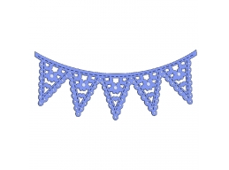 Floral Bunting - Sweet Dixie Everyday Dies