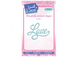 Love - Sweet Dixie Mini Dies