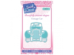 Vintage Car - Sweet Dixie Mini Dies