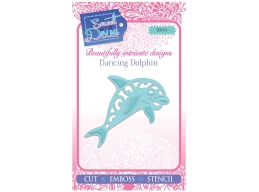 Dancing Dolphin - Sweet Dixie Mini Dies