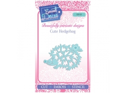 Cute Hedgehog - Sweet Dixie Mini Dies