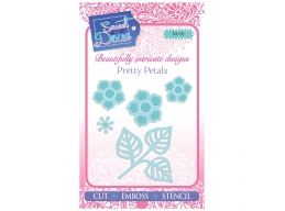 Pretty Petals - Sweet Dixie Mini Dies