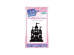 Fairytale Castle - Sweet Dixie Die Summer Collection
