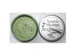 SM Sage Green - Sparkle Medium