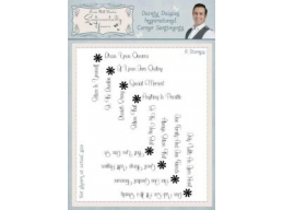 Dainty Daisies Inspirational Sentiments Corners