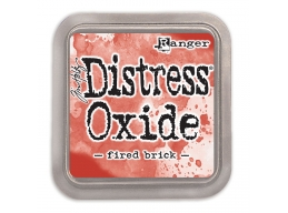 Distress Oxide Ink Pad Fired Brick
