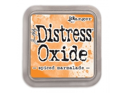 Distress Oxide Ink Pad Spiced Marmalade