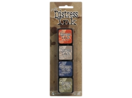 Tim Holtz Distress Ink Minis Kit 5