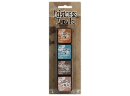 Tim Holtz Distress Ink Minis Kit 6