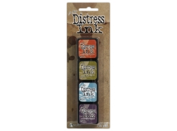 Tim Holtz Distress Ink Minis Kit 8