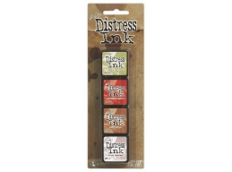 Tim Holtz Distress Ink Minis Kit 11