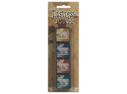 Tim Holtz Distress Ink Minis Kit 12