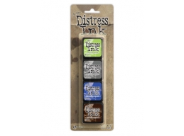 Tim Holtz Distress Ink Minis Kit 14