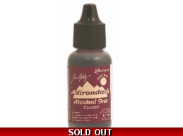 Tim Holtz Ranger Adirondack Alcohol Ink - Currant