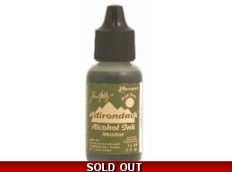 Tim Holtz Ranger Adirondack Alcohol Ink - Meadow