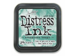 Ranger Ink Pad, Evergreen Bough